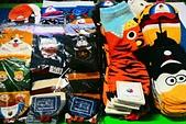 萬物高價收購-手機.平板.筆電,3C產品.維修買賣「雜貨:韓國品牌.卡通襪子」:知名品牌 孩童 卡通襪子,共250打/12雙=3000雙襪子