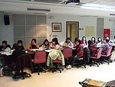 2008年基金會教育訓練:20080224長庚醫院