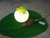 華山1914台灣設計週:地燈+塑膠杯