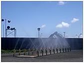 20090731宜蘭蘭雨節:烏石港-迎賓噴水池