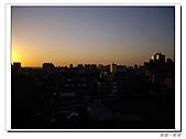 20101231窗外的夕陽:IMGP0265.JPG