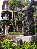 20100420淡水:馬偕雕像