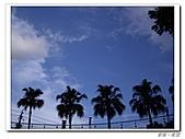 20100819蔚藍的天空 澄澄的夕陽:IMGP0592.JPG