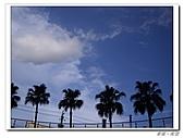 20100819蔚藍的天空 澄澄的夕陽:IMGP0593.JPG