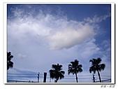 20100819蔚藍的天空 澄澄的夕陽:IMGP0594.JPG