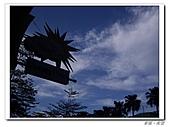 20100819蔚藍的天空 澄澄的夕陽:IMGP0595.JPG
