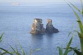 午後獅頭山公園,金山海岬燭台雙嶼之美:燭台雙嶼2.JPG