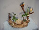手工藝品:漂流木花器DIY DSC06641.JPG