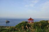 午後獅頭山公園,金山海岬燭台雙嶼之美:DSC05614.JPG