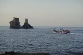 午後獅頭山公園,金山海岬燭台雙嶼之美:燭台雙嶼1.JPG