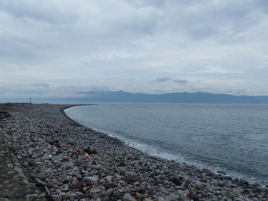 龜山島北岸碼頭:龜山島北岸碼頭