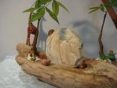 手工藝品:漂流木花器DIY DSC06617.JPG