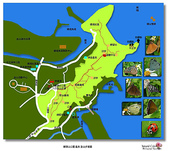 午後獅頭山公園,金山海岬燭台雙嶼之美:蠋台雙嶼地圖.jpg