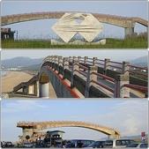 午後獅頭山公園,金山海岬燭台雙嶼之美:員潭溪景觀橋