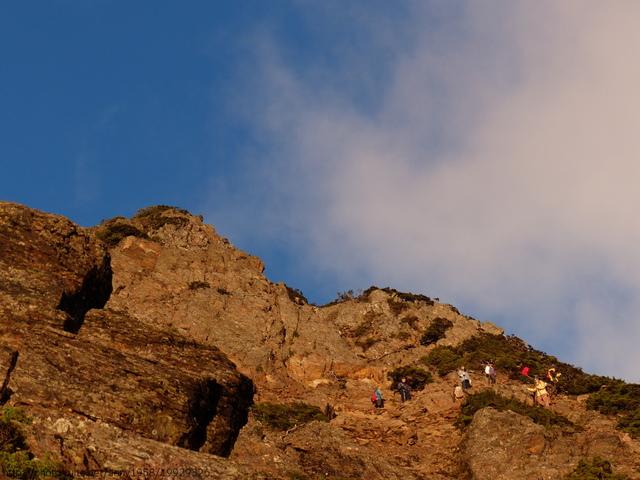 P1430258.JPG - 玉山三日遊之3:排雲山莊至玉山主峰