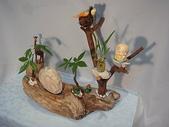手工藝品:漂流木花器DIY DSC06640.JPG