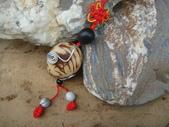 種子飾品:象牙果種子吊飾