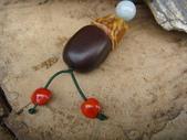 種子飾品:緬茄種子項鍊