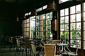 台中遊:咖啡屋內景