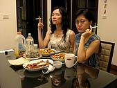 炒泡麵聚會:飯前一根煙