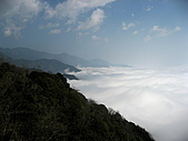 武陵農場:思源啞口的雲海