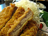 知多家豬排餐:幸福腰內肉