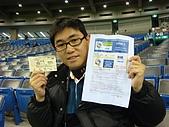 [3/6] 日本東京經典遊:一張是好朋友賣我的票~小張是現場買的~
