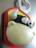 2008 新家照:西班牙牛牛開罐器~