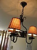 2008 新家照:餐桌燈~