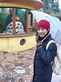 [3/6] 日本東京經典遊:三鷹美術館外的大龍貓