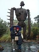 [3/6] 日本東京經典遊:三鷹的著名景點~雖然下雨還是要照~