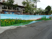 3D彩繪 牆壁彩繪 3d壁畫彩繪:牆壁彩繪 3D彩繪 作品 (21).JPG