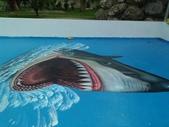 3D彩繪 牆壁彩繪 3d壁畫彩繪:3D彩繪 牆壁彩繪 3D立體壁畫 壁畫 彩繪作品 (5).jpg
