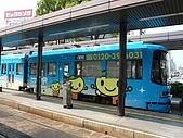 20080526 廣島與宮島:廣島陸上電車之一