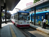 20080526 廣島與宮島:廣島陸上電車之三