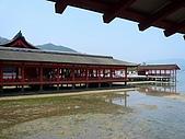 20080526 廣島與宮島:如果水再漲上來一點會更漂亮