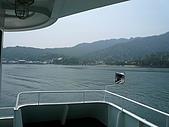 20080526 廣島與宮島:很快就看得到鳥居了