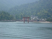 20080526 廣島與宮島:宮島大鳥居與巖島神社