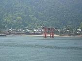 20080526 廣島與宮島:看得見神社旁的沙灘