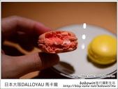 日本心齋橋DALLOYAU 馬卡龍:DSC_6992.JPG
