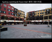 [ 澳洲 ] 雪梨小義大利區 Sydney Leichhardt Town Hall:DSCF3987.JPG