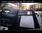[ 澳洲 ] 雪梨小義大利區 Sydney Leichhardt Town Hall:DSCF4019.JPG