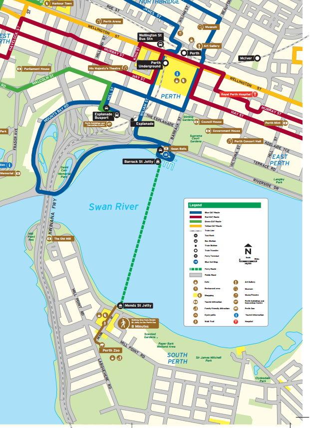 Perth Traffic:Ferry.jpg