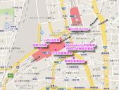 日本大阪梅田美食名產地圖:位置圖.jpg