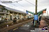 日本熊本Kumamon電車:DSC08299.JPG
