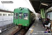 日本熊本Kumamon電車:DSC08320.JPG