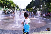 苗栗市府廣場噴泉戲水池:DSC_6595.JPG