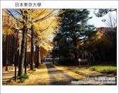 [ 日本東京自由行 ] Day4 part3 東京大學:DSC_0485.JPG
