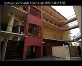 [ 澳洲 ] 雪梨小義大利區 Sydney Leichhardt Town Hall:DSCF4105.JPG