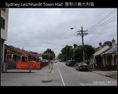 [ 澳洲 ] 雪梨小義大利區 Sydney Leichhardt Town Hall:DSCF4108.JPG